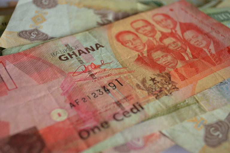 Ghana Cedi currency