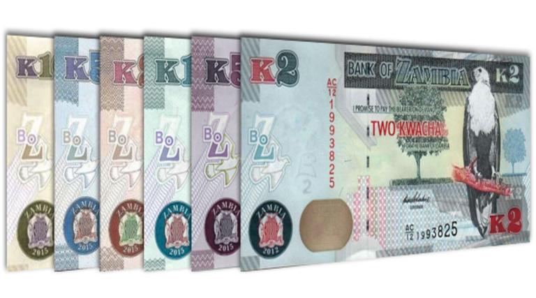 kwacha zambia currency